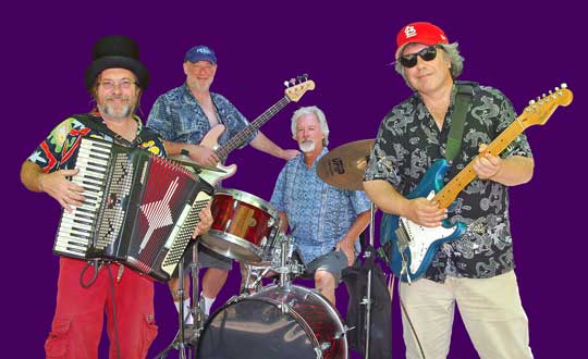 Zydeco Party Band